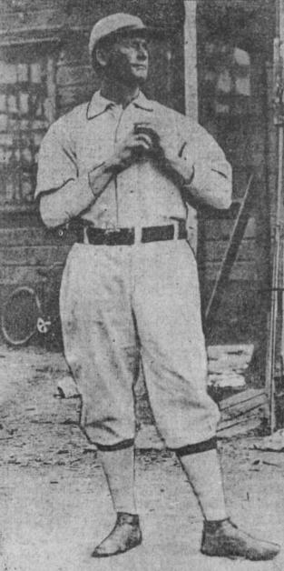 Ike Butler - Los Angeles 1909