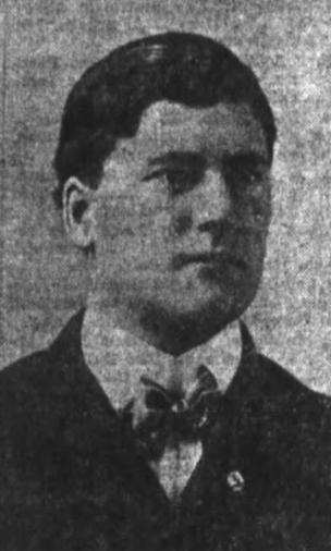 Ike Butler - Portland 1903