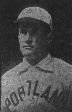 Ike Butler - Portland 1904