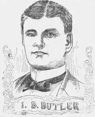 Ike Butler - Toledo 1900