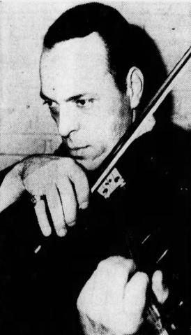 Sonny Senerchia - Concert Violinist