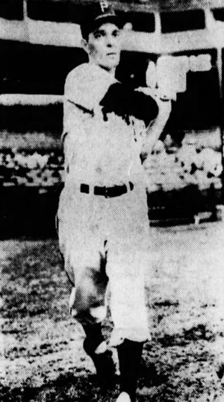 Sonny Senerchia - Pittsburgh 1952