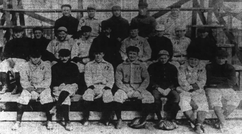 1902 Chicago at Spring Training