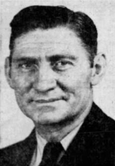 Wattie Holm in 1946
