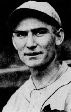 Wattie Holm with Cardinals
