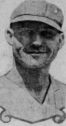 Goldie Rapp in 1923 with Phillies