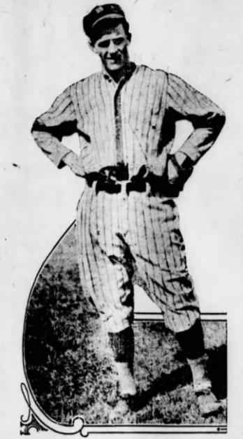 Ollie OMara in Bkln 1918
