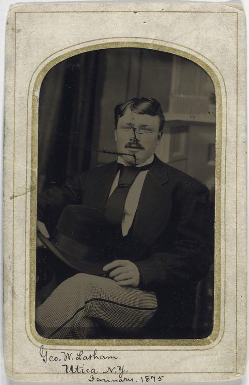 George Juice Latham