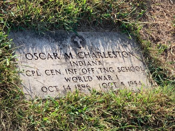 Charleston Grave Marker