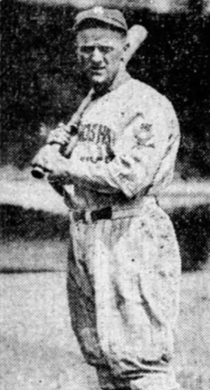 Ollie OMara in 1925 - Kenosha