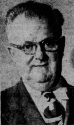 Ollie OMara in 1951