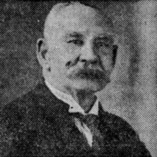 Berthrong in later years