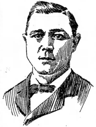 Whitey Guese - Detroit Free Press 1899