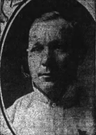 Whitey Guese - Montgomery Advertiser 1909
