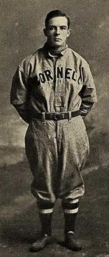 Stubby Magner Cornell Baseball