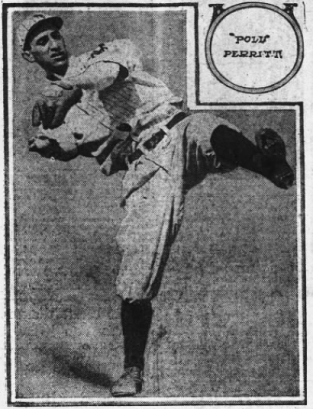 Perritt Buffalo Enquirer - 1917
