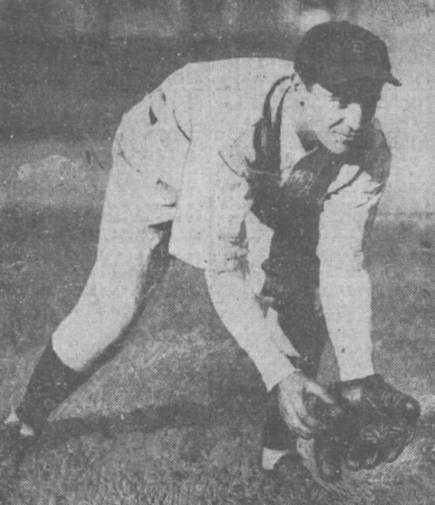Andy Spognardi - Boston Globe 1931